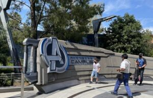 A Super Guide Around Avengers Campus at California Adventure Park