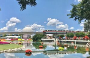 Is the Epcot monorail line gearing up to reopen?