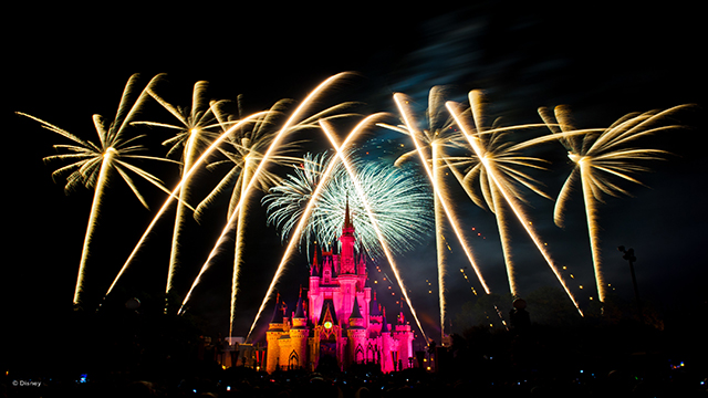 Disney continues to tease us with more fireworks testing