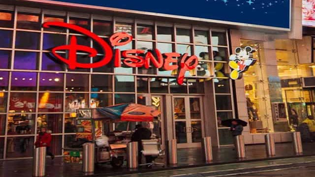 New Mask Change for all Disney Stores