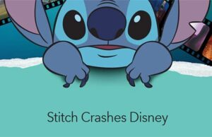 See the Release Date for the New Stitch Crashes Disney