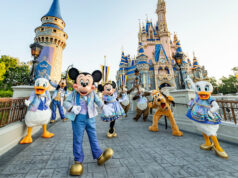 There are brand NEW costumes and a cavalcade coming to Walt Disney World!