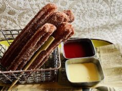 This churro is everything you've been looking for in a Disney snack!