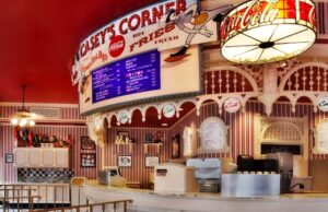 Video: See the Grand Reopening Event of Casey's Corner in the Magic Kingdom