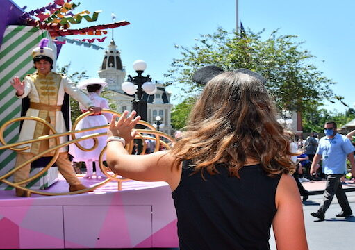 What is the best age to take your kids to Disney?