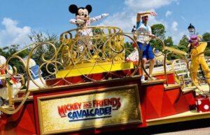 If Disney parades never return...I will be ok
