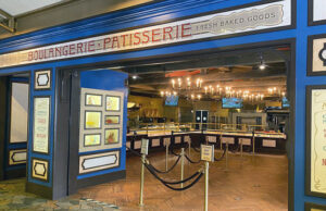 Les Halles Boulangerie-Patisserie at Epcot is Love at First Sight