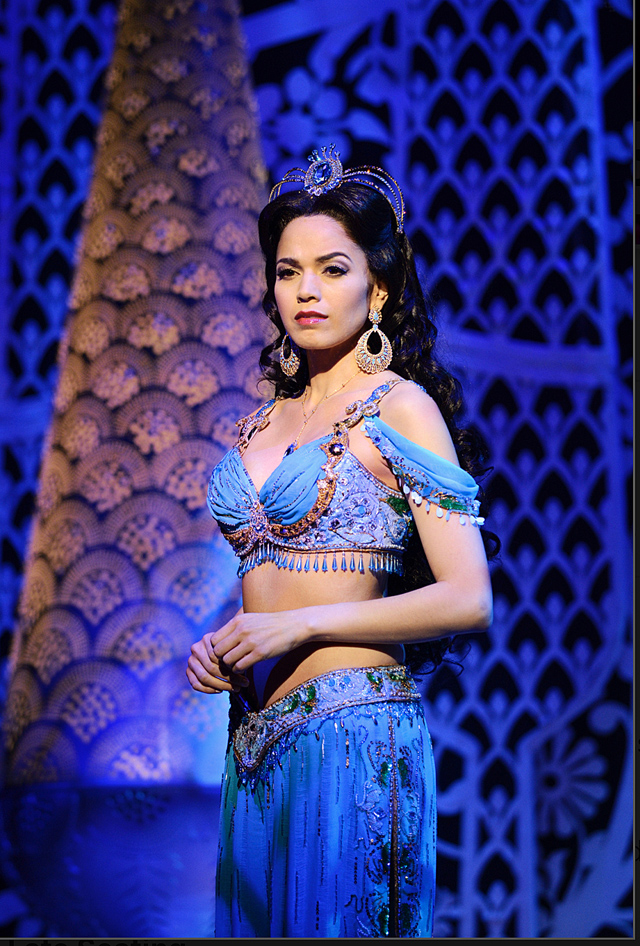 It's a Whole New World at Broadway's Aladdin the Musical