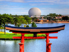 You can meet this character at Epcot once again