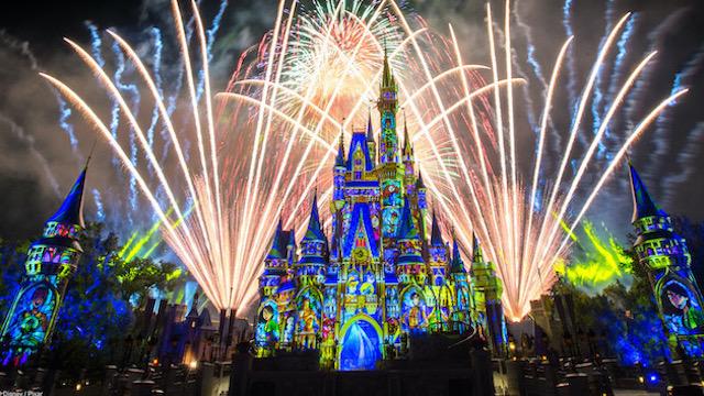 Breaking News: Disney Announces Return of Fireworks!