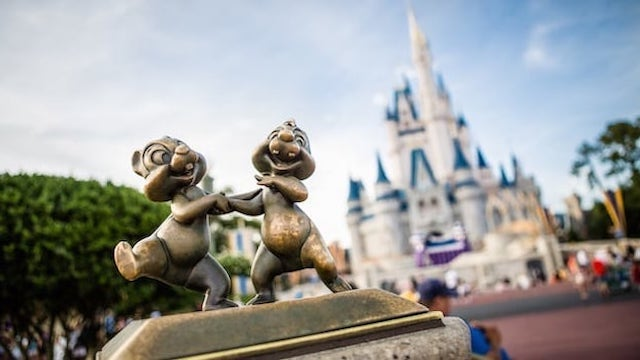 Another play area has reopened at Magic Kingdom
