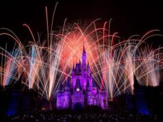 Disney World extends park hours and releases showtimes for fireworks