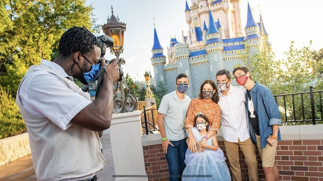 Disney World Changes Mask Policy After County Lifts all Mandates