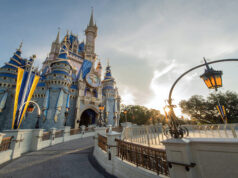 Cinderella Castle gets another new addition ahead of 50th anniversary celebration