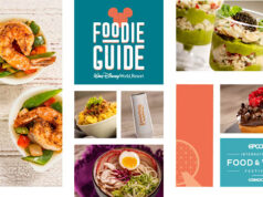 New: Disney just released Menus for 2021 Food and Wine Festival