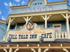 A Disney Dining Plan option is available for select Guests