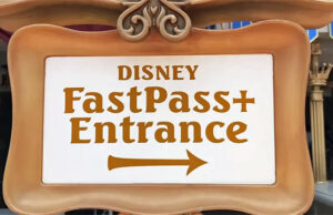 Another New Sign Disney World's Fastpass+ May Return Soon