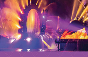 Check out the New Details and a Behind the Scenes look at EPCOT's Harmonious