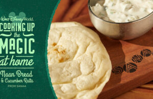 Cooking up the Magic: Check out the Amazing Naan Bread Recipe from Sanaa