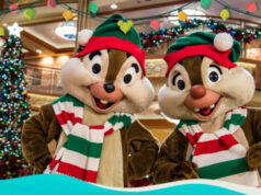 Details Revealed For The Holidays On Disney Cruise Line
