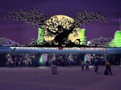 Oogie Boogie Bash Returning to the Disneyland Resort This Fall