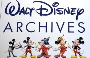 Enjoy this Special Tour of the Walt Disney Archives