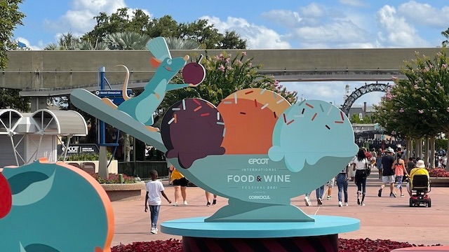 Great Entertainment to enjoy at EPCOT's Food and Wine Festival
