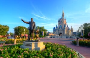 Iconic Disney refurbishment is now complete for the 50th Anniversary