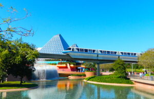 NEWS - Epcot Monorail Lines Will Reopen Soon!