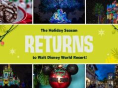 NEWS- Holiday Offerings at Disney World Parks (1)