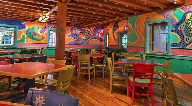 New Menu Changes for the Reopening of Pizzafari