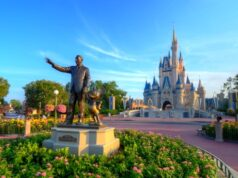 News: Another Magic Kingdom icon is being refurbished ahead of the 50th anniversary