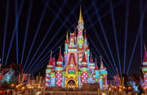 No Dream Lights On Cinderella Castle This Year