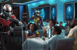 New cinematic dining adventure to debut on the Disney Wish