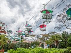 This fun recreational activity has returned to Walt Disney World