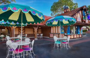 Fan favorite Cheshire Cafe in Magic Kingdom gets a reopening date-and a new menu item!