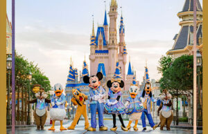 Here's how YOU can WIN a trip to Disney World for the 50th anniversary!