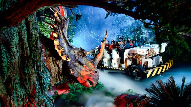 Is Disney World preparing to completely do away with the DINOSAUR attraction?