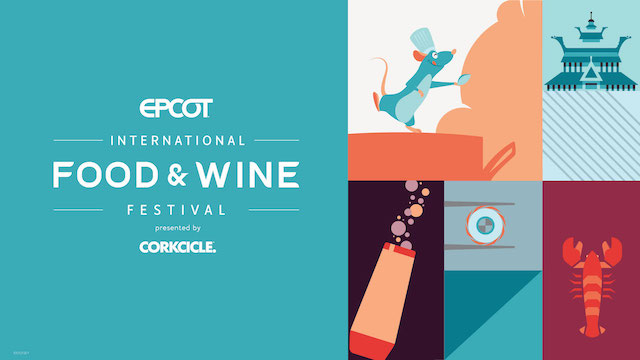 Full Guide: Taste your way around the world at EPCOT's Food and Wine Festival