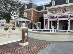 The Rotunda Bistro Booth at Epcot's Food and Wine Festival is a Major Hit!