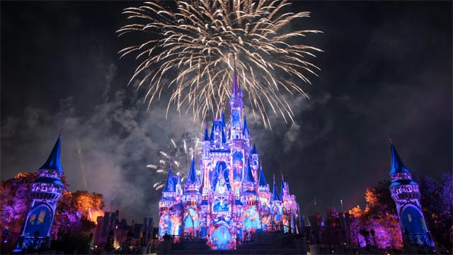 Our Best Spots for Watching Disney's Happily Ever After Fireworks