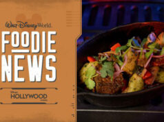 New Out of this World Menu Items at Disney's Hollywood Studios