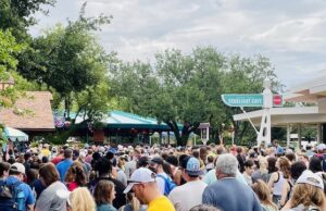 The lines are insanely long at Disney World right now. And it is NOT because of FastPass.