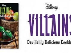Review: Disney Villains Devilishly Delicious New Cookbook