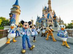 50th Anniversary Merchandise has now Arrived at Walt Disney World