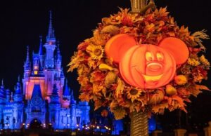 Disney Announces New Park Hours for Halloween