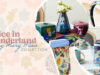Celebrate 70 Years of Whimsy with the New Mary Blair Alice in Wonderland Collection
