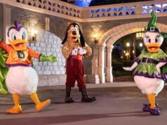 Entertainment schedules and character and treat locations released for Disney's Boo Bash