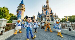 Exciting new Sneak Peek of Disney's 50th Anniversary Merchandise