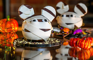 Check out the New Disney World Frightful Favorite Halloween Treats